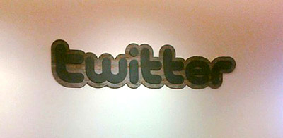 Twitter Sign Design
