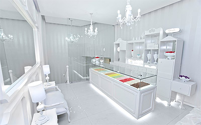 Cookie Store Interior Design