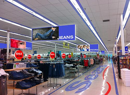 Mission Valley Sears Design Idea