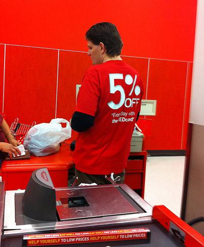 Target Sales T-Shirts