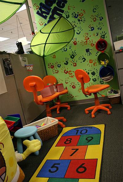 Office Design Play Room