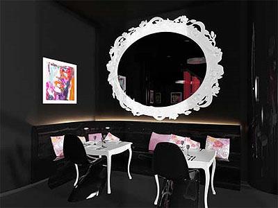 Restaurant Design Colors