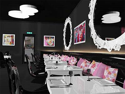 Restaurant Design Tables
