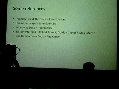 Academy of Neurosciense for Architects