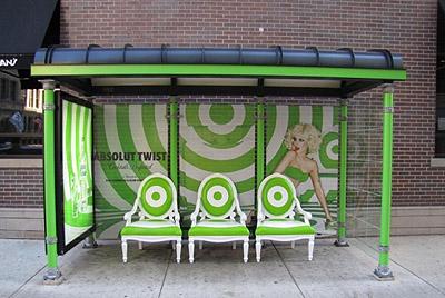 Creative Bus Stop Design