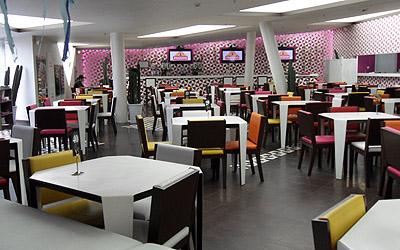 Restaurant Yucca in Shanghai Expo