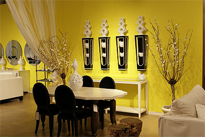 Interior Design In Yellow Colors