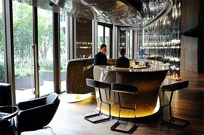 Hotel Design Bar