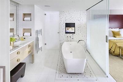 Hotel Design Bath Room