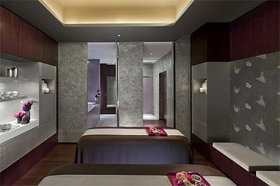 asian hotel opens in paris commercial interior design news. Black Bedroom Furniture Sets. Home Design Ideas