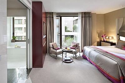 Hotel Design Rooms