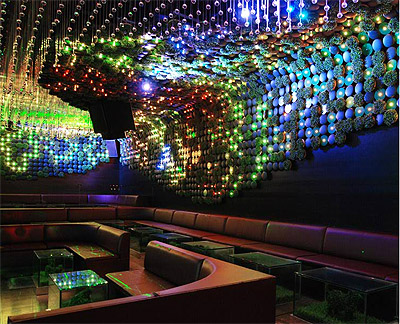nightclub interior design - Interior Design Leed Certification