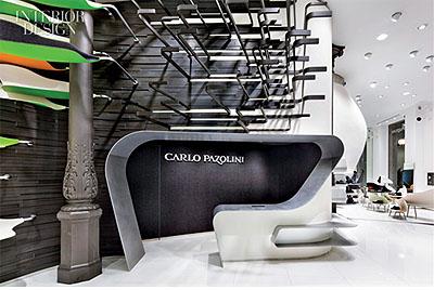 Shoe Store Interior Design