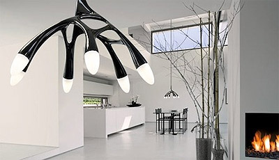 Creative Interior Lighting Design