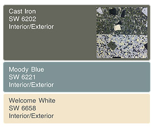 Selecting Paint Colors Based on Flooring