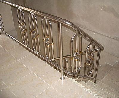 Creative Steel Stair Rails