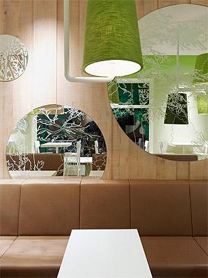 Natural Restaurant Design
