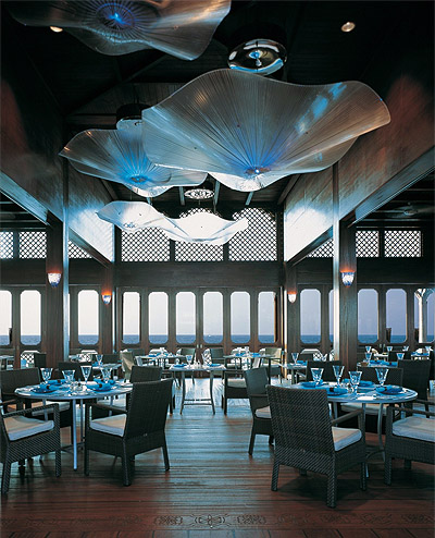 Restaurant Design With The Best View Commercial Interior