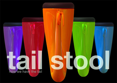Tail Bar Stool