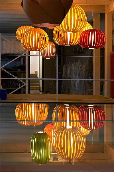 Creative Lighting Design by Lzf Lamps