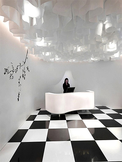 Hotel Design Lobby