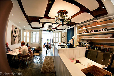 Attractive Cafe Design In Singapore Hotel Business Interior News