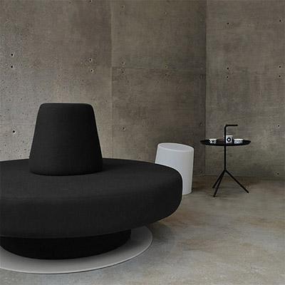 Gelato Store Interior Design