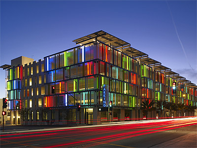 Add Colors To Your Building - Business Interior Design ...