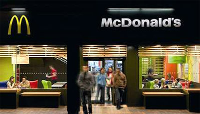 Mcdonalds Interior Design interior rebranding is a new trend of 2012 - commercial interior