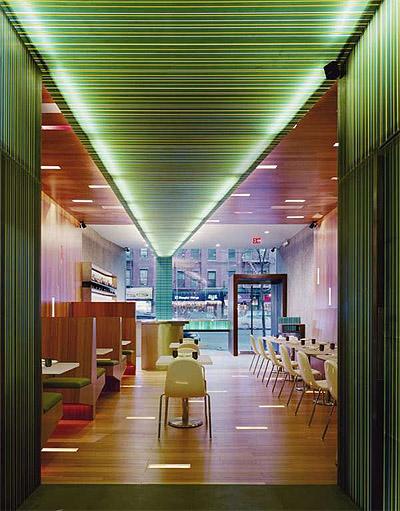 chinese restaurant design interior ceiling