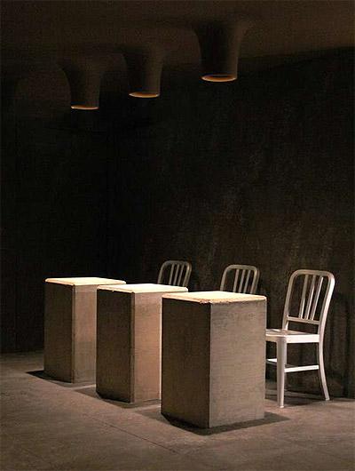 Earthy Restaurant Design in London