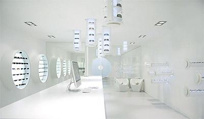 Eyewear Store In Munich Commercial Interior Design News