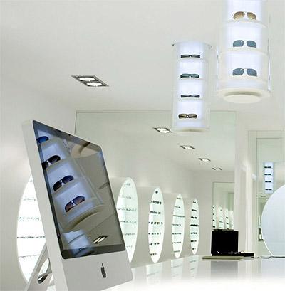Eyeglasses Store Interior Design
