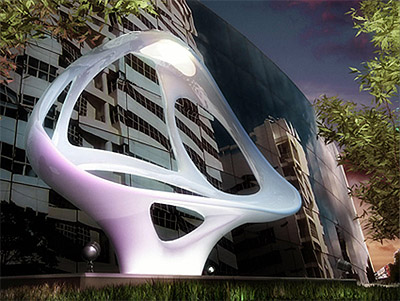 Solar Bench Design