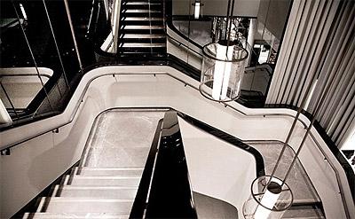 Retail store interior design