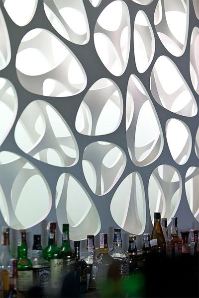 Sea food restaurant interior design