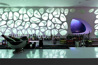 Sea World Inspired Restaurant Design Commercial Interior Design