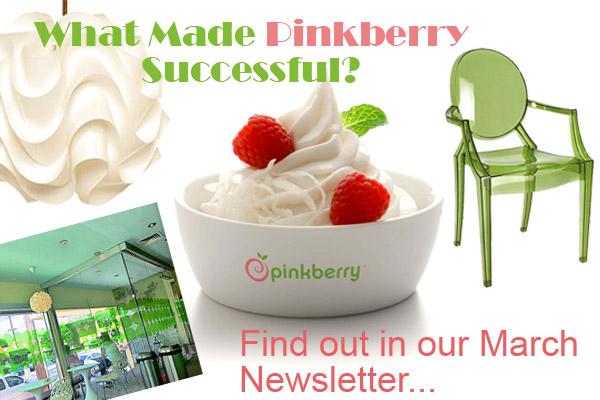 Yogurt shop success
