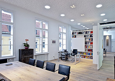 Notary Office Interior Design