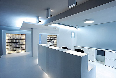 Remodel of Das Preysing Palais into a Notary Office - Commercial ...