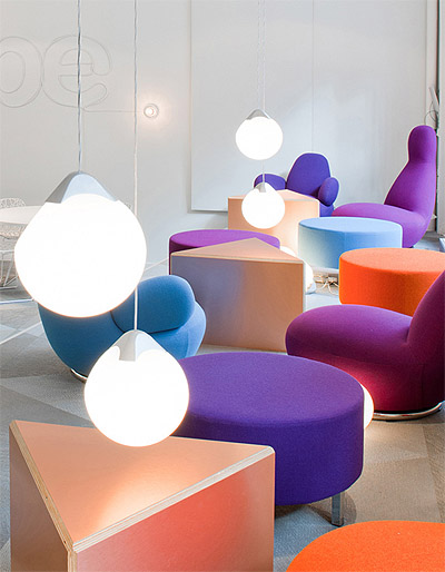 Office design ideas lobby furniture
