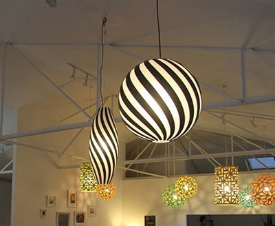 Lighting design by David-Trubridge