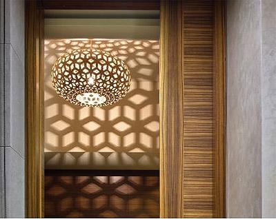 Lighting design by David-Trubridge