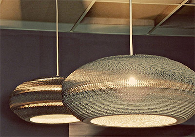 Restaurant cafe design Lighting
