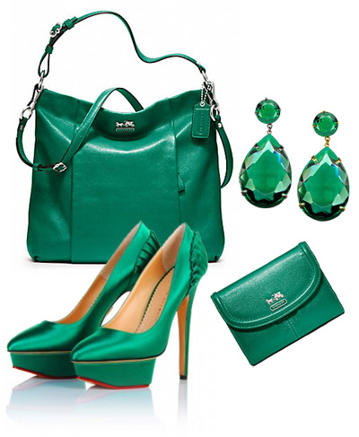 emerald color of 2013