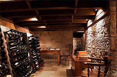 Sustainable Design Of Wine Cellars