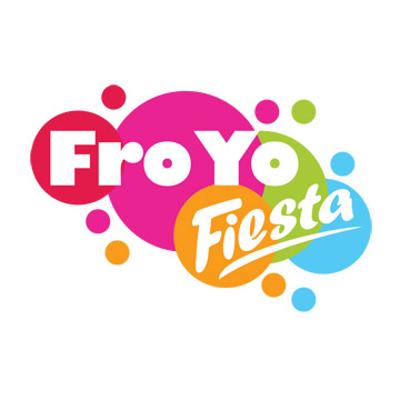 Froyo Fiesta Logo Designed By Mindful Design Consulting