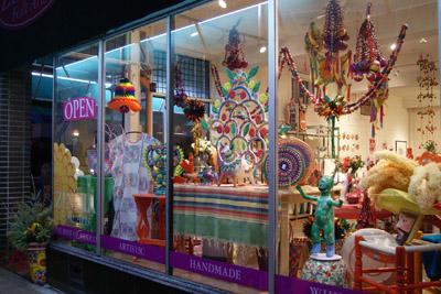 Mexican Art Store Zinnia