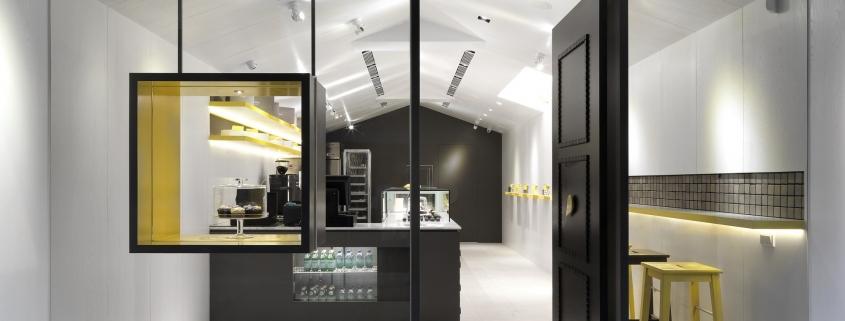 Cupcakes Store Design