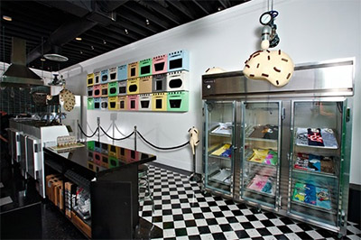 Cupcakes Store Interior Design Ideas